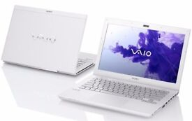 Sony Laptop Silver - Very Good Condition - Scarborough