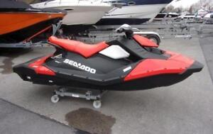 2014 - 2017 SEADOO SPARKS WANTED - CRASHED / SUNK / BLOWN