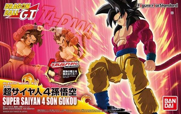 BANDAI Figure Rise Standard Dragon Ball GT Super Saiyan 4 So
