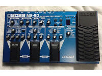 Boss ME 50B Bass Multi FX