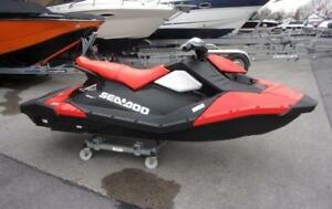 2014 - 2018 SEADOO SPARKS WANTED - CRASHED / BLOWN / PARTS