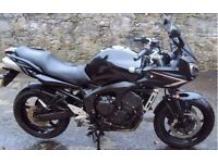 Yamaha FZ6 58 - Low miles