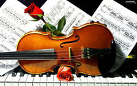 BROADWAY SOLO VIOLINIST FOR YOUR Wedding &CORPORATE EVENTS!!