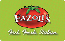 $25 Fazoli's Physical Gift Card +$5 Bonus Voucher FREE! 1st Class Mail Delivery