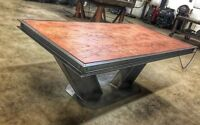 Custom made metal furniture