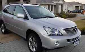 2007 Lexus RX400h Wagon **12 MONTH WARRANTY** West Perth Perth City Area Preview