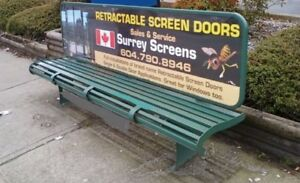Window Screens & Retractable Screen Door Sales with Installation