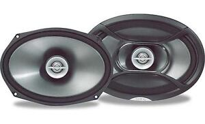 "Infinity Reference 9612i 6""x9"" 2-way car speakers - Haut parleur"