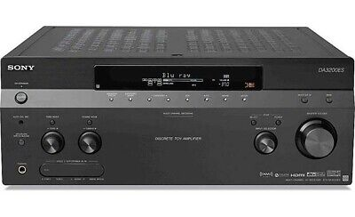 **NEW IN BOX** Sony STR-DA3200ES ES 7.1 Channel Surround Sound A/V Receiver