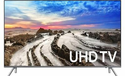 Samsung Un82mu8000 82  Smart Led 4K Ultra Hd Tv With Hdr
