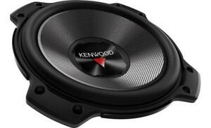 BRAND NEW KENWOOD SUBWOOFERS & SUBWOOFER GRILLS! BEST PRICES!!