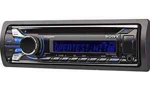 Sony CD-GT565UP car stereo