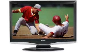 Sharp Aquos HDTV