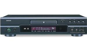 Denon dvd player with remote Used in good condition