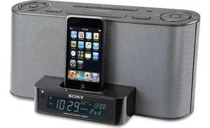 Sony Dream Machine AM/FM iPod Clock Radio
