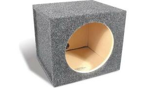 MTX 12 inch sub enclosure box - BRAND NEW