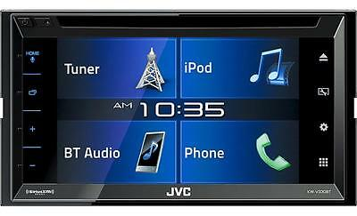 NEW JVC KW-V330BT 6.8
