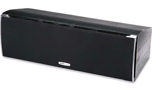 Polk AudioCSI   A4 Center Channel speaker black