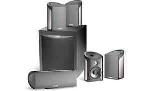 Polk Audio RM10 5.1ch Home Theater Speaker
