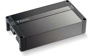 Focal FPX 4.800 Performance Series 4-channel car amplifier
