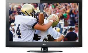"LG 42LD520 42"" 1080p LCD HDTV with 120Hz blur reduction"