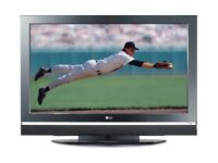 LG 42 inches plasma freeview tv with original remote- Great condition