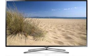 Télé smartTV Samsung 65 pouces 3D LED HDTV wifi