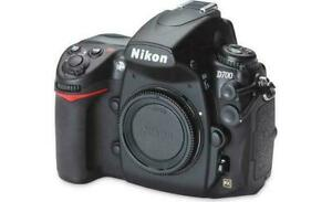 Nikon D700 (Great condition)
