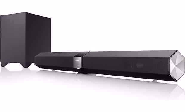 Sony HT-CT660 2.1-channel home theater sound bar with wireless subwoofer and built-in Bluetooth