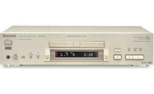 Panasonic DVD-RP91 dvd player.