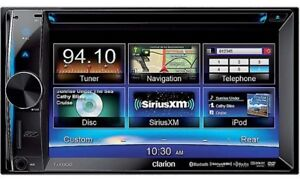 Clarion NX602 Touchscreen with Navigation