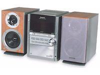 Panasonic micro system with 5-CD changer model SC-PM28, Thatcham, Berkshire