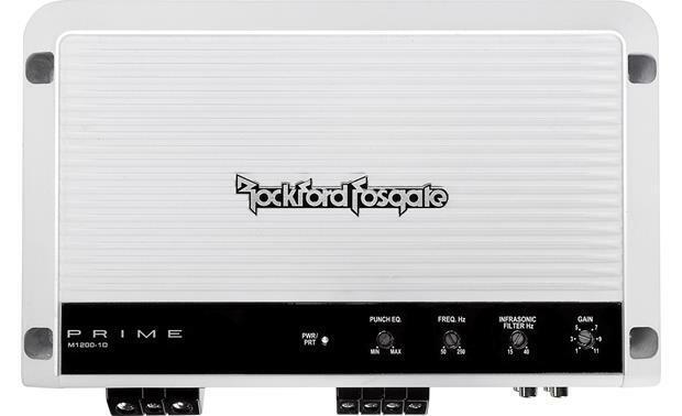Rockford M12001D Marine Amplifier