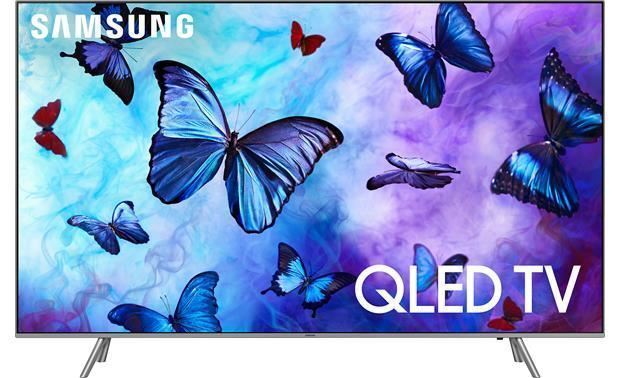 "Samsung Qn65q6fn 65"" Smart Qled 4k Ultra Hd Tv With Hdr"
