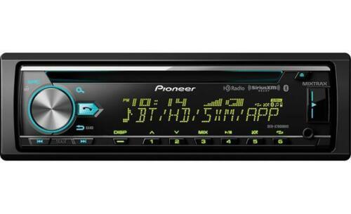 PIONEER FH-X830BHS MIXTRAX CD PLAYER BUILT IN BLUETOOTH FHX830BHS PIONEER BT