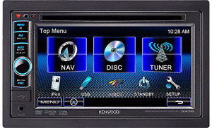 Kenwood DDX318 Double Din