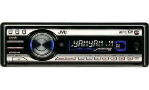 New/Unopened Automobile JVC CD/FM player