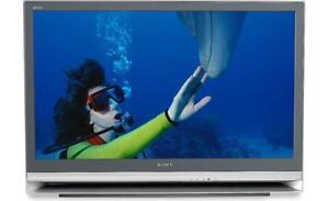 Sony 46'' LCD Projection TV