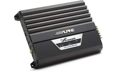 ALPINE MRA-F350 Amplificatore Home Theatre 50Wx5 DTS con processore INTEGRATO