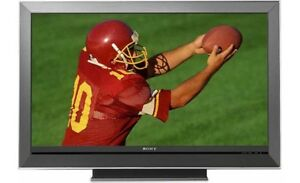 52 inch LCD screen TV Sony