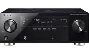 Pioneer VSX-1022k 7.1-Channel 3D Ready A/V Receiver