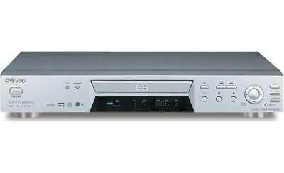 SONY Hifi CD VCD DVD PLAYER Audio & Video VDP-SN300 Silver