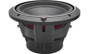 "Rockford Fosgate P2D4-8 Punch P2 8"" subwoofer - NEW"