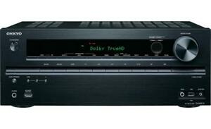Onkyo TX-NR515 7.2 Home Theater Audio Receiver Perfect Condition