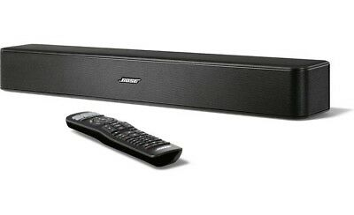 BOSE SOLO 5 TV SOUND SYSTEM - Bluetooth - INCLUDES REMOTE  - Factory Renewed