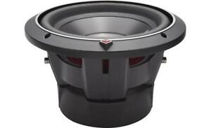 "Rockford Fosgate P3D4-10 Punch P3 10"" subwoofer NEW"