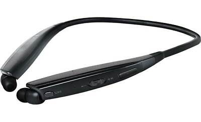 Authentic LG Tone Ultra a HBS-830 Wireless Stereo Bluetooth Headset Black 830