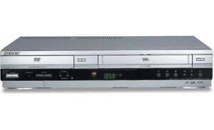 Sony SLV-D360P DiFi  VCR Combo VHS Player/Recorder