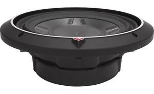 "Rockford Fosgate P3SD2-10 Punch  10"" subwoofer - NEW"