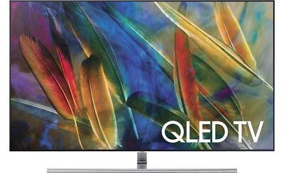 Samsung Qn75q7f 75  Smart Qled 4K Ultra Hd Tv With Hdr